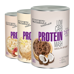 NEW LOW CARB Protein MASH