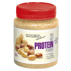 Peanut protein powder