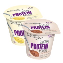 "Gourmet Protein Mousse ""ready to eat"""