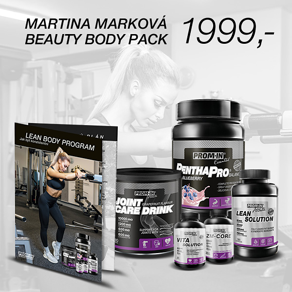 Beauty body pack Martina Marková